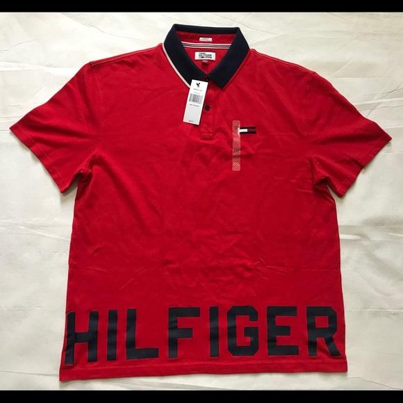 179192edb88 Tommy Hilfiger Shirts | Men Polo Shirt 870 | Poshmark